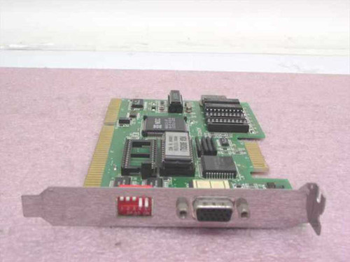 Western Digital WD90C11  ISA Video Card