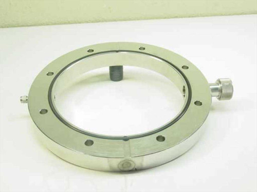 Stainless Steel 11Inch OD.  Stainless Steel Flange 8 Inch ID.