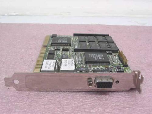 ATI 109-28100-00  ISA Video Card