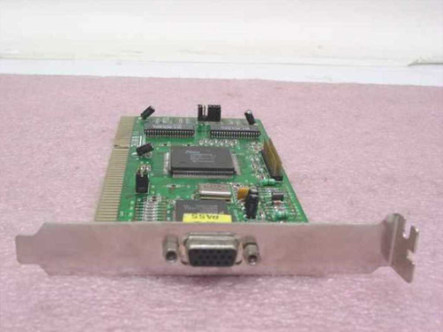 Trident 24D1TIA1  ISA Video Card