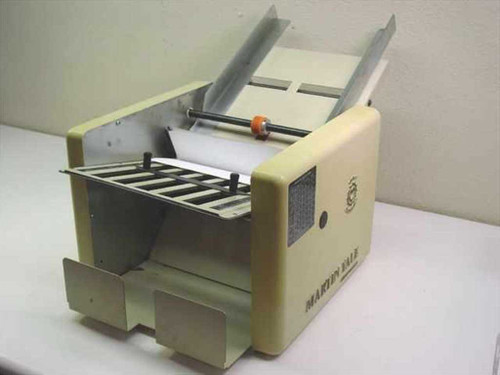 Martin Yale CV7  Auto Paper Folder - For Parts Value