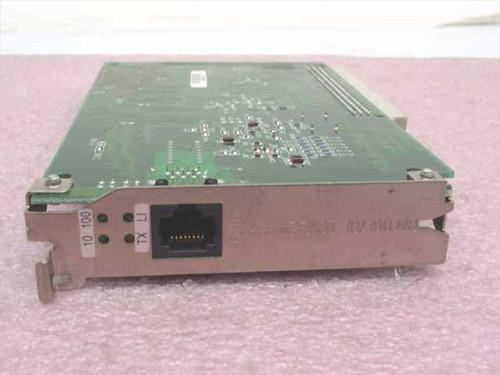 Asante 09-00096-01  10/100 NuBus for MAC 8390