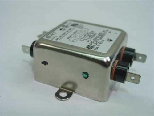 Corcom EMI Filter F7143 10A 120/250V 50-60H (10VK1)