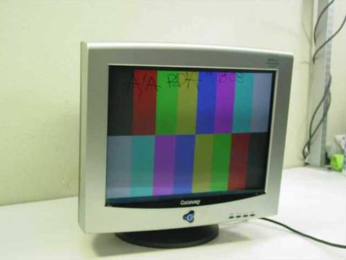 "Gateway VX750  17"" Flatscreen CRT Monitor 786N"