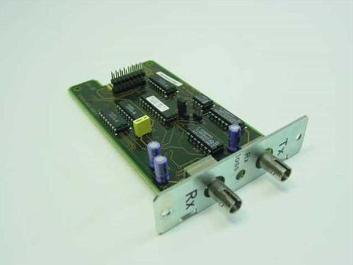 3Com 1668-400-000-1  TCUR Module Fiber Optics Card