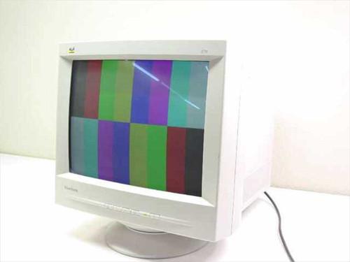 "Viewsonic VCDTS23125-8M  17"" E70 VGA Monitor"