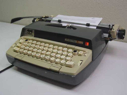 Smith Corona Electra 120  Vintage Electronic Typewriter
