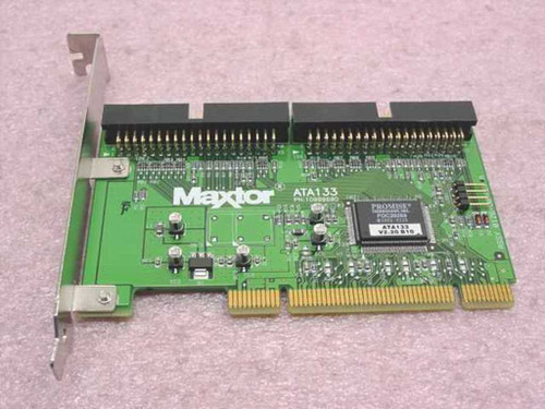 Maxtor 10999690  ATA133 PCI IDE Controller Card