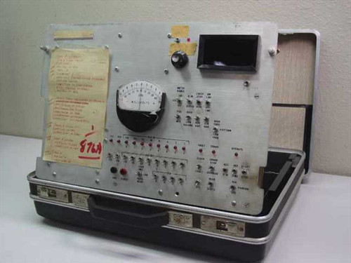 Control Data Corp 75020005  CDC Drive Field Test Unit - Vintage Collectable