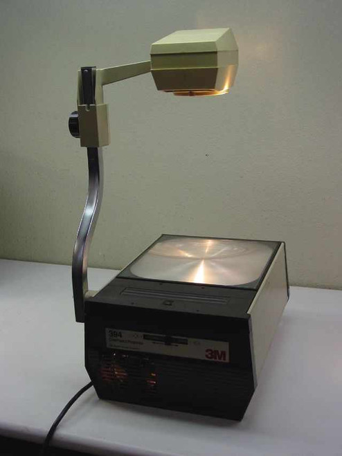 3M 213AJCD  394 Overhead Projector