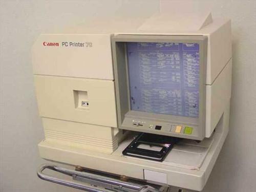 Canon PC-P70  Microfiche Printer Reader