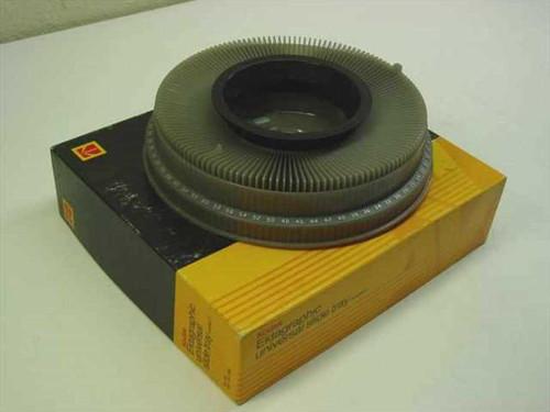 Kodak CAT 144 3266  Ektagraphic Carousel universal slide tray Model 2