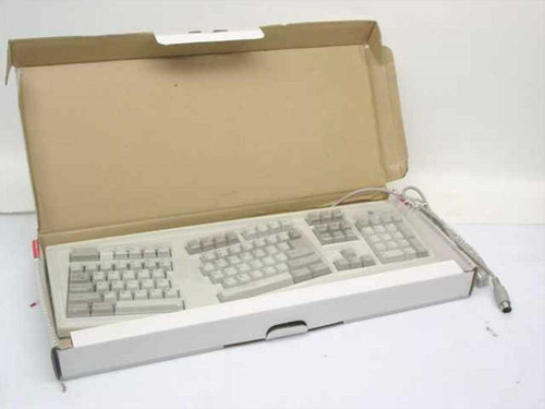 PC Accessories KB-7001  PS/2 102 Key Ergonomic Keyboard