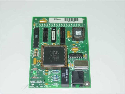 Kronos 6600187-999 Rev B  Ethernet Daughter Board 6700381-001 ETH.1A10 Rev B
