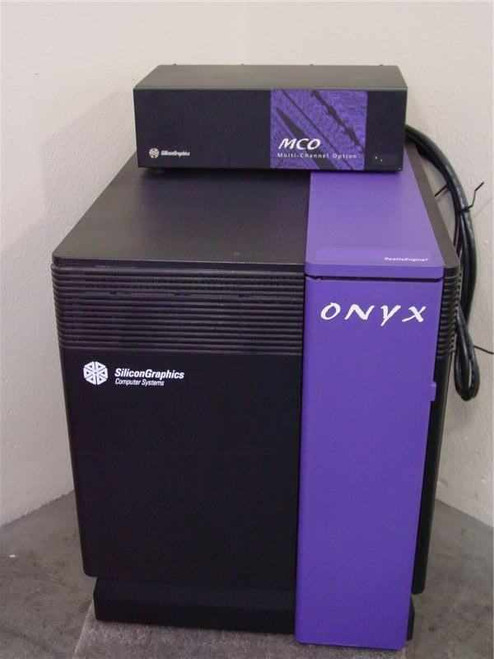 Silicon Graphics  CMN A011  Onyx Reality Engine 2 w/ Multi Channel Option