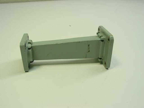 Microwave WR90-WR62  Wave Guide Adapter WR90 to WR62