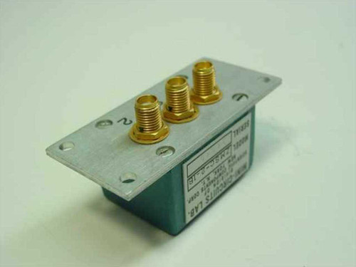 Mini-Circuits ZMSC-2-1B  Power Splitter