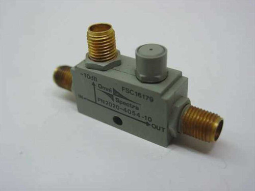 Omni Spectra  FSC16179  Directional Coupler -10 dB to 2.4 GHz