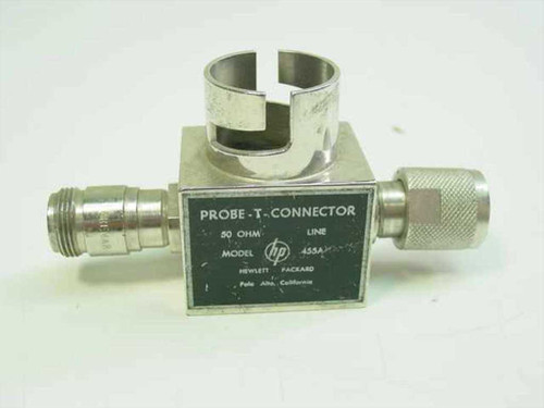 HP 455A  Probe-T-Connector