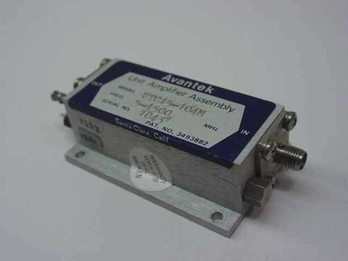 Avantek UTC15-104M  Unit Amplifier Assembly 5-1500 Frequency