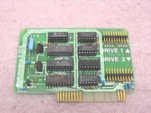 Apple 820-0006-D  Disk II Interface Card