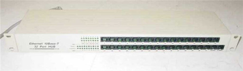 Ethernet  EN3200  Rackmount 32 Port 10Base -T Hub