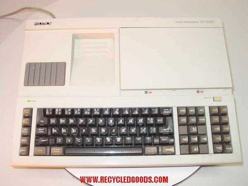 SONY Word Processor OA-S3400 (OA-S3400)