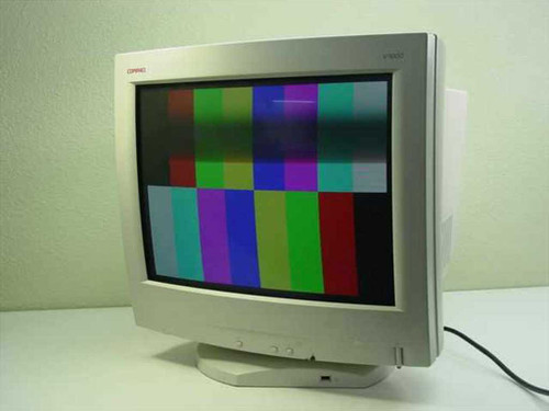 Compaq 351760-001  V1000 Color CRT Monitor 21 Inch