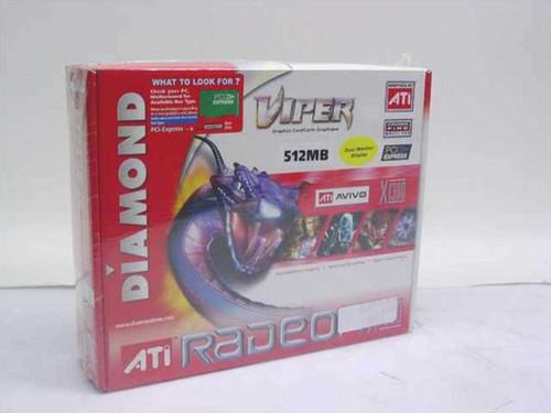 ATI X1300PCIE512  Diamond Viper Radeon X1300 PCI-E Video Card 512MB