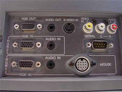 Panasonic PT-L595U  LCD Projector - AS IS