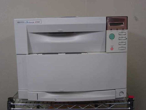 HP C7086A 4550N Color Laserjet - As Is for parts only.