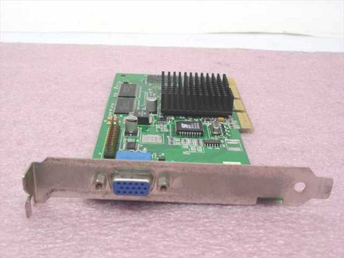 Dell 073RGY  AGP 32MB Video Card - Dell Dimension 4100