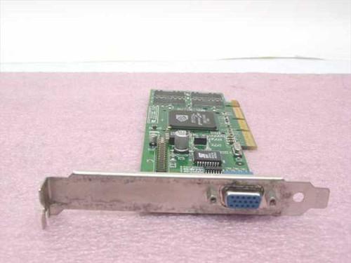 Dell 015UMJ  AGP 32MB Video Card - Dell Dimension 4100