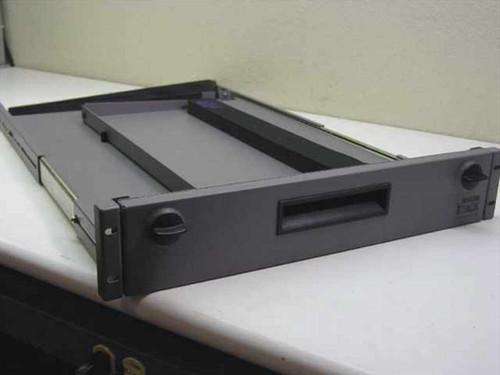 "Shark Rack KEY-R19-SRS2  Series 2 2U Keyboard Mouse 19"" Rack Mount Shelf"