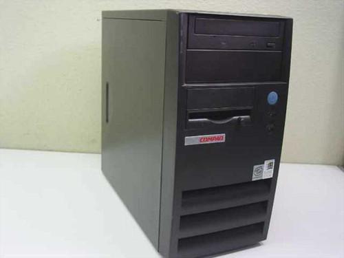 Compaq D3/P1.0/20e/2/128cn  D300 Pentium III 1.0GHz, 512MB, 20GB, CD Tower Com