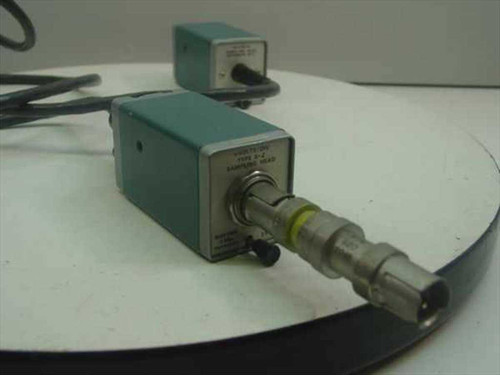 Tektronix Type S-2 Sampling Head with 6' extender (386-1337-10)