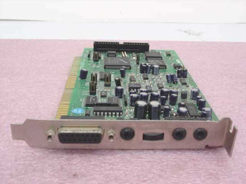 Creative Technology CT1600   Sound Blaster Pro 2 ISA Sound Card