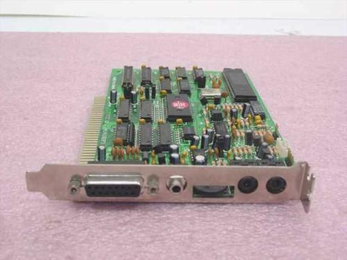 Intel P8051AH  ISA Sound Card