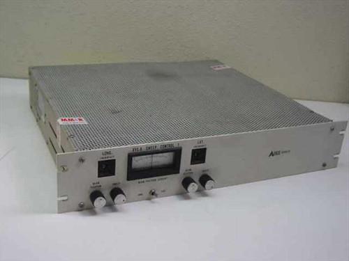 Airco Temescal XYS-8  Sweep Control