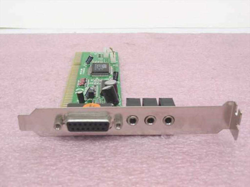 ESS ES1868F  ISA Sound Card GB-1869 with Game Port