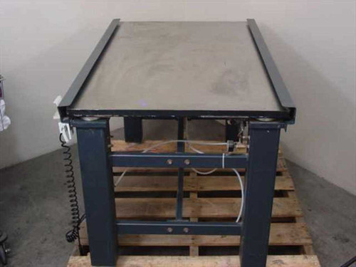 Kinetic Systems 1201-02-12  Vibra Plane Anti-Vibration Air Bearing Table