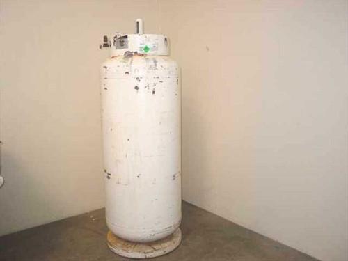 Airco 160 Liter  Liquid Nitrogen Dewar Storage Tank