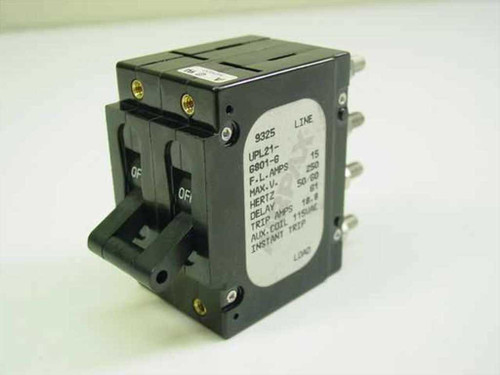 Airpax UPL21-6801-6  Circuit Breaker