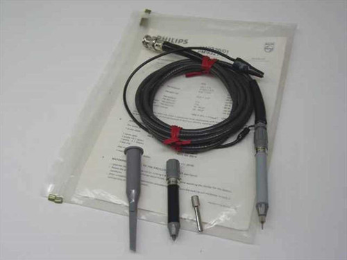 Phillips PM9326/01, PM9327/01  Attenuator Probe Set