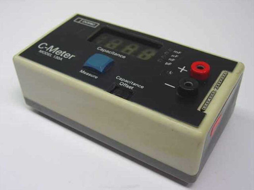 Doric 130A  C-Meter - Capacitance Meter - As is for Parts