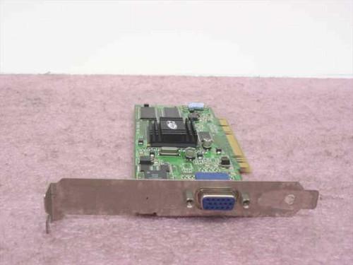 ATI 109-74400-10  PCI Video Card Rage 128