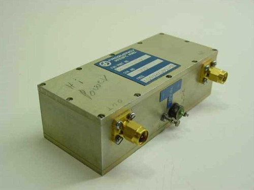 Frequency West FW-1020-Q  Amplifier