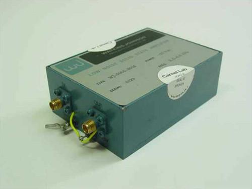 Watkins-Johnson Wj-5004-304S  Low Noise Solid State Amplifier