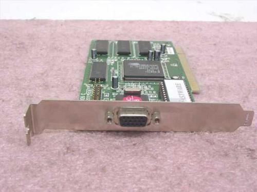 Cirrus Logic VC923/926 C  PCI Video Card