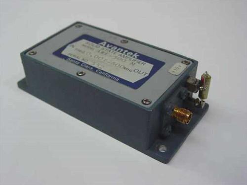 Avantek AWL-500  Solid State Amplifier